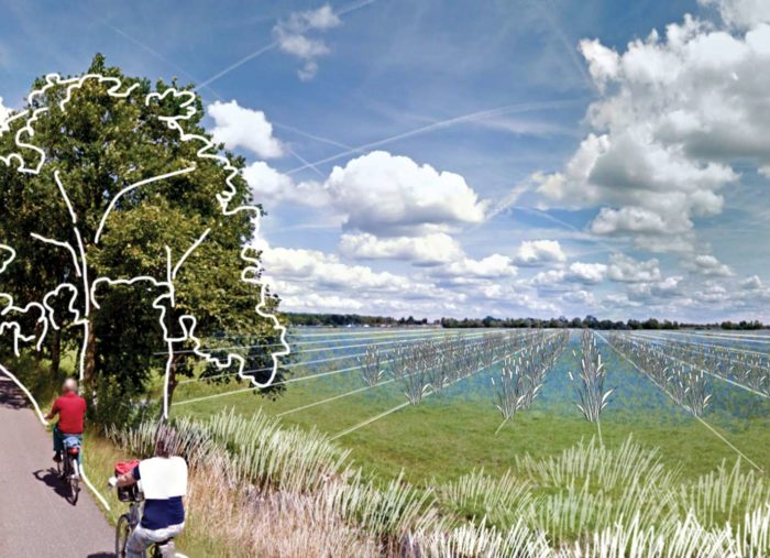 Impact energietransitie Hollandse Waterlinies