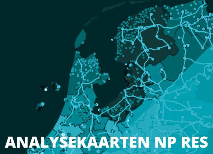 Analysekaarten voor het Nationaal Programma RES zijn beschikbaar