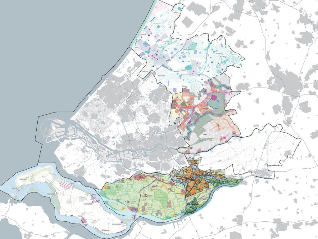 RES VERGELIJKING PROVINCIE ZUID-HOLLAND