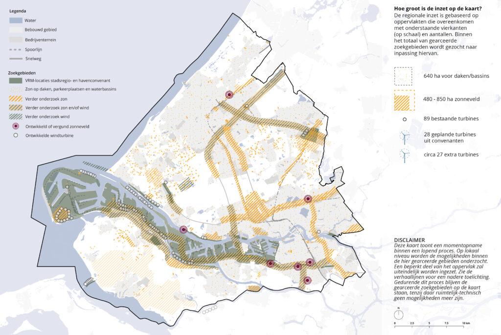REGIONALE ENERGIESTRATEGIE ROTTERDAM DEN-HAAG